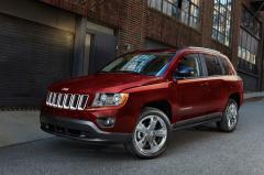 2011 Jeep Compass Sport 4WD Photo 2