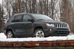 2011 Jeep Compass Sport 4WD Photo 3