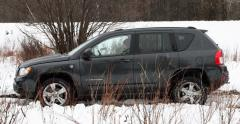 2011 Jeep Compass Sport 4WD Photo 4