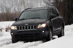 2011 Jeep Compass Sport 4WD Photo 5