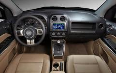 2011 Jeep Compass Sport 4WD interior