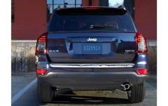 2011 Jeep Compass exterior