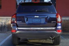 2012 Jeep Compass exterior