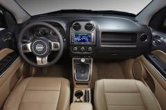 2012 Jeep Compass interior