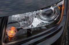 2016 Jeep Compass exterior