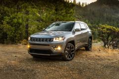 2018 Jeep Compass exterior