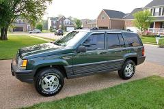 1994 Jeep Grand Cherokee Photo 2