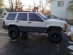 1994 Jeep Grand Cherokee Photo 4