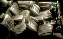 1995 Jeep Grand Cherokee interior