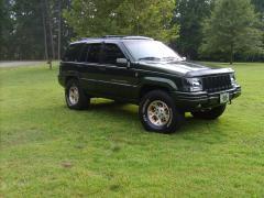 1996 Jeep Grand Cherokee Photo 4