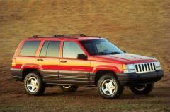 1996 Jeep Grand Cherokee Photo 7