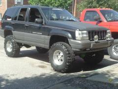 1997 Jeep Grand Cherokee Photo 2