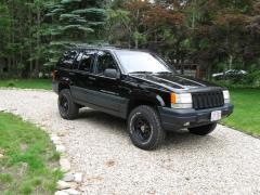 1997 Jeep Grand Cherokee Photo 3