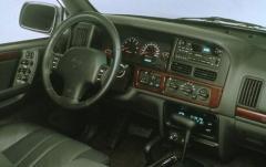 1997 Jeep Grand Cherokee interior
