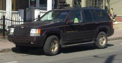 1998 Jeep Grand Cherokee Photo 2