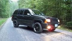 1998 Jeep Grand Cherokee Photo 3