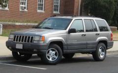 1998 Jeep Grand Cherokee Photo 4