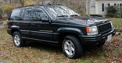 1998 Jeep Grand Cherokee Photo 6