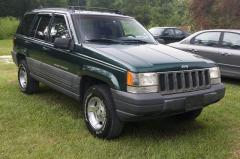 1998 Jeep Grand Cherokee Photo 7