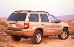 1999 Jeep Grand Cherokee exterior