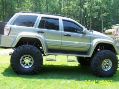 2000 Jeep Grand Cherokee Photo 3