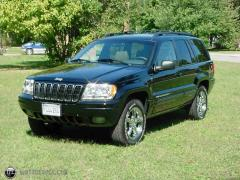 2001 Jeep Grand Cherokee Photo 1