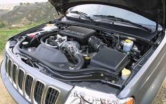 2002 Jeep Grand Cherokee exterior