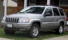 2003 Jeep Grand Cherokee Photo 1