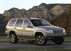 2003 Jeep Grand Cherokee Photo 9