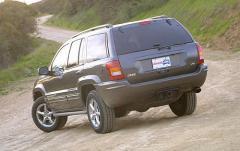 2003 Jeep Grand Cherokee exterior