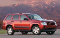 2005 Jeep Grand Cherokee exterior