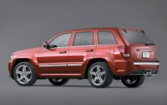 2006 Jeep Grand Cherokee exterior