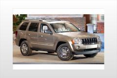 2007 Jeep Grand Cherokee Laredo 2WD exterior