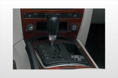 2007 Jeep Grand Cherokee interior