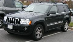 2007 Jeep Grand Cherokee Photo 2