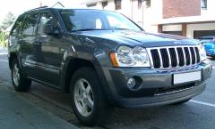 2007 Jeep Grand Cherokee Photo 3
