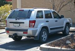 2007 Jeep Grand Cherokee Photo 4