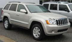 2008 Jeep Grand Cherokee Photo 2