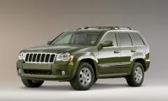 2008 Jeep Grand Cherokee Photo 3