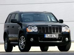 2008 Jeep Grand Cherokee Photo 4