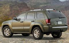 2008 Jeep Grand Cherokee exterior