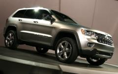2011 Jeep Grand Cherokee Photo 6