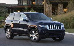 2012 Jeep Grand Cherokee Photo 5