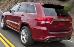 2012 Jeep Grand Cherokee exterior