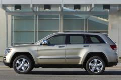 2013 Jeep Grand Cherokee exterior