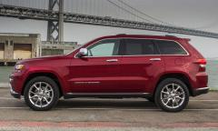 2015 Jeep Grand Cherokee Photo 8