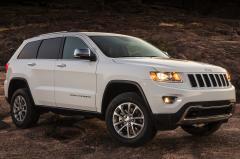 2015 Jeep Grand Cherokee exterior