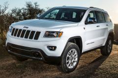 2016 Jeep Grand Cherokee exterior