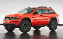 2017 Jeep Grand Cherokee Photo 1