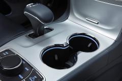 2017 Jeep Grand Cherokee interior